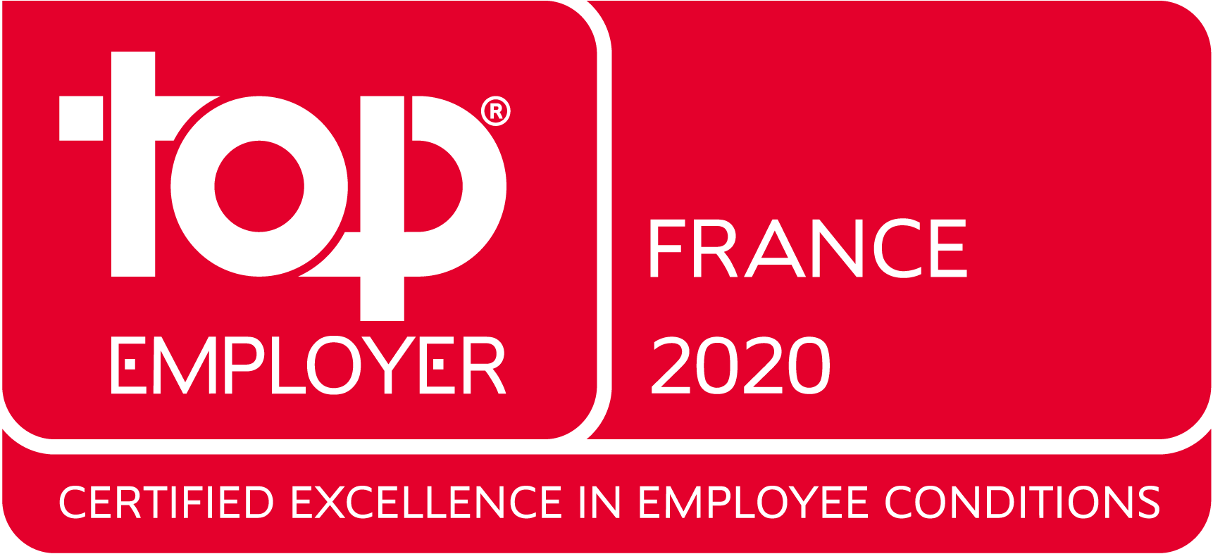 Top Employer France 2020